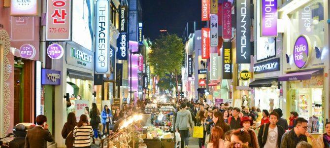 Seoul- Myeongdong 명동